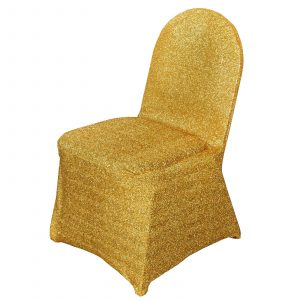 gold chair covers chair gold