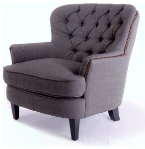 gray accent chair traditional armchairs and accent chairs