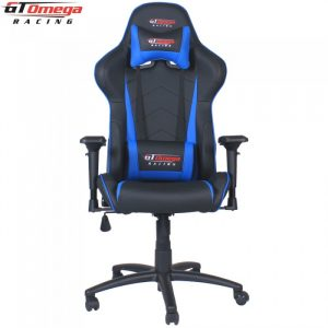 gt omega chair gt omega pro racing office chair black next blue leather x