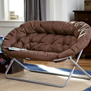 hang around chair double solid hang a round chair c