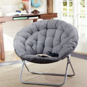 hang around chair gray highlands hang a round chair c