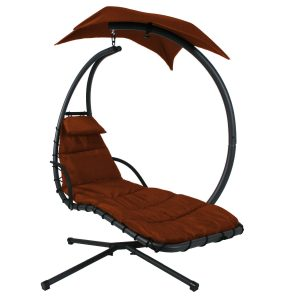 hanging chaise lounger chair i