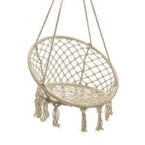 hanging rope chair hanging chair woven rope natural