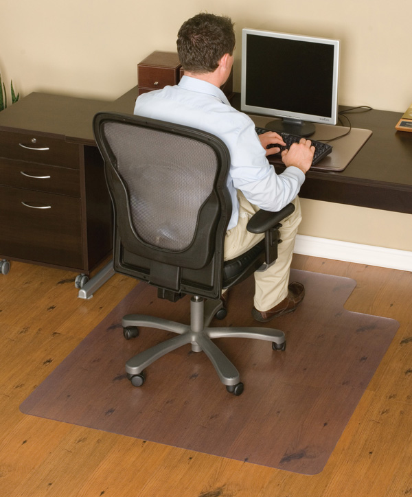 hard surface chair mat hard floor mat
