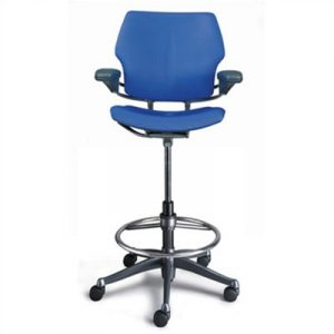 high office chair humanscale freedom drafting chair