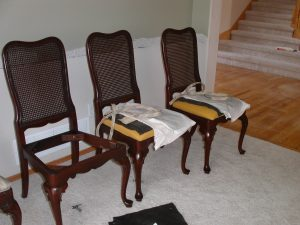 how to reupholster a dining room chair how to reupholster modern dining room chair