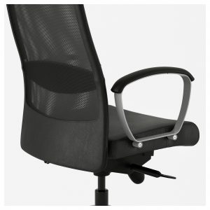 ikea markus chair markus swivel chair glose black pe s
