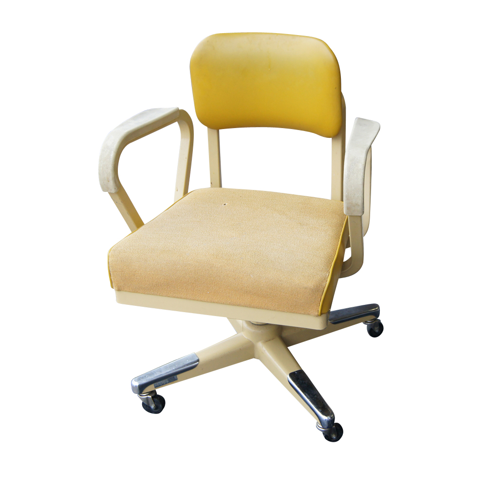 industrial desk chair abvmustardofficechair