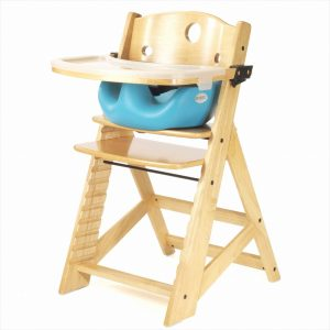 infant high chair keekaroo height right high chair tray infant insert natural aqua