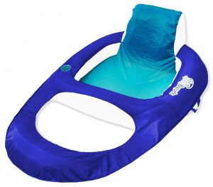 inflatable pool chair $