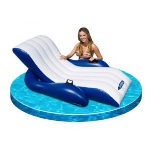 inflatable pool chair inflatable chair
