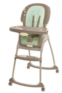 ingenuity high chair ingenuity trio in highchair