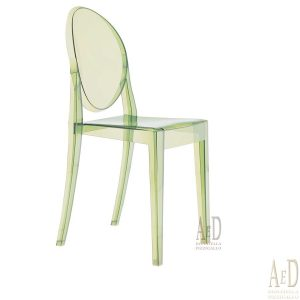 kartell ghost chair kartell victoria ghost chair