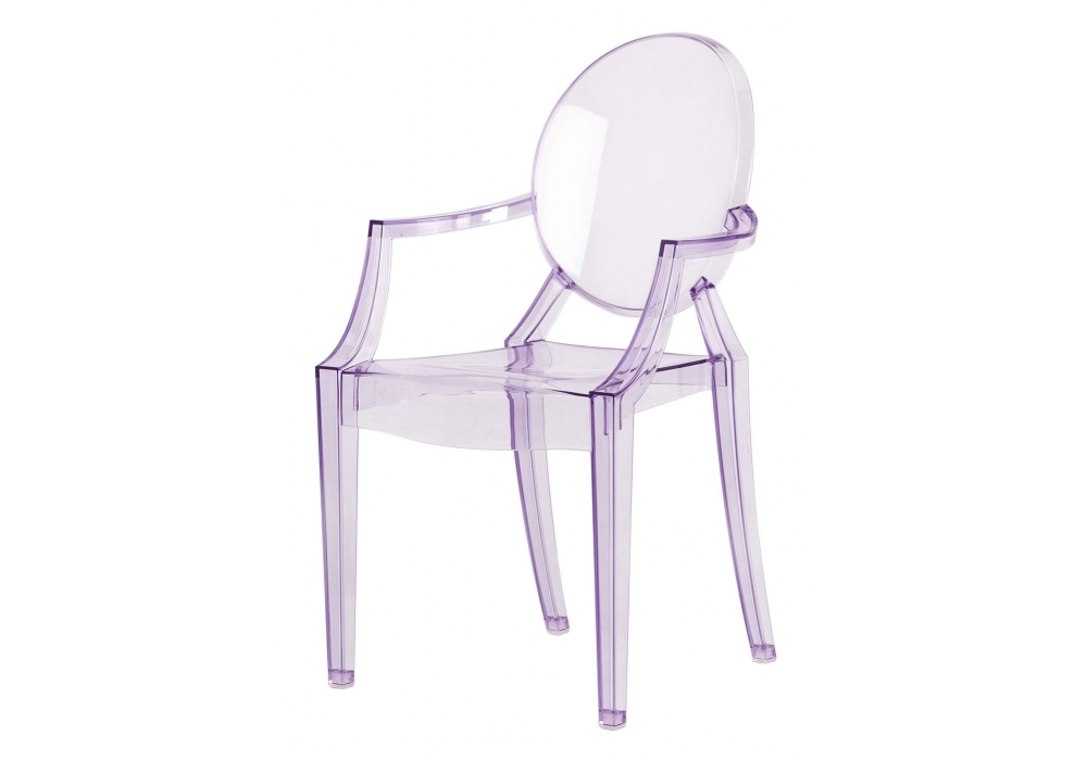 kartell ghost chair