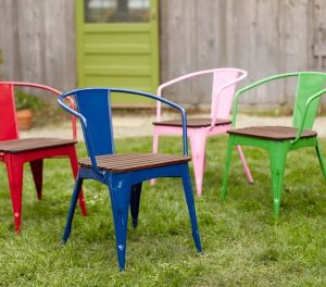 kid metal chair contemporary kids chairs