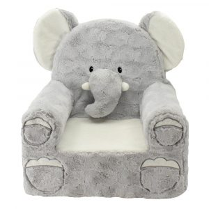 kid plush chair elephant toddler plush chair