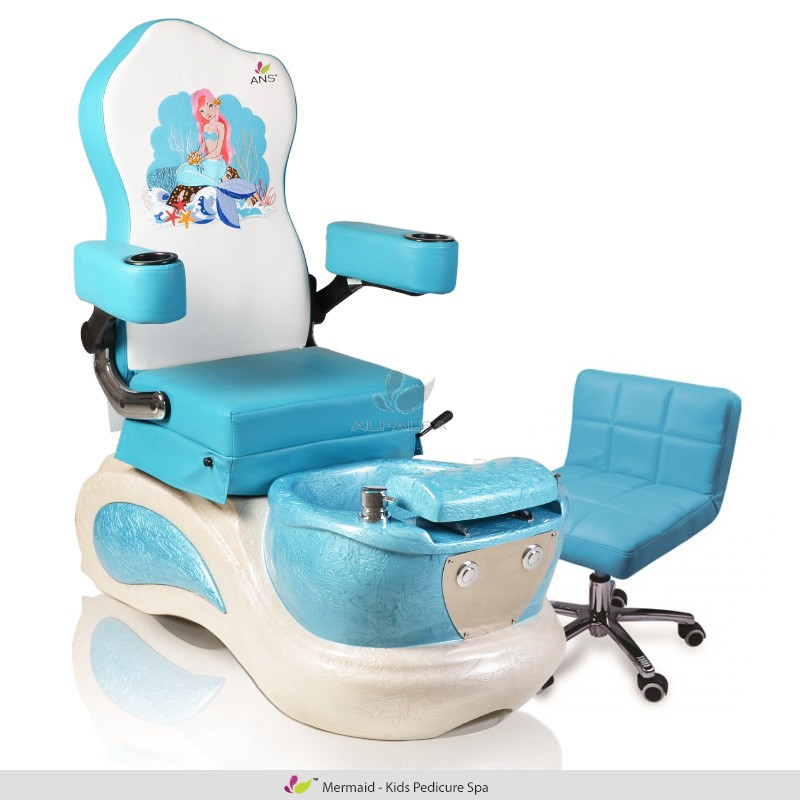 kids pedicure chair kidspa mermaid copy