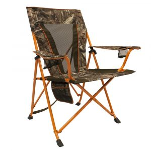 kijaro dual lock folding chair xxl camo