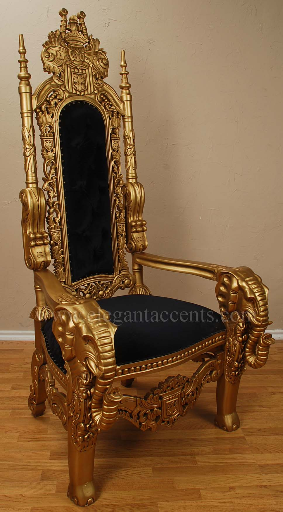 king throne chair