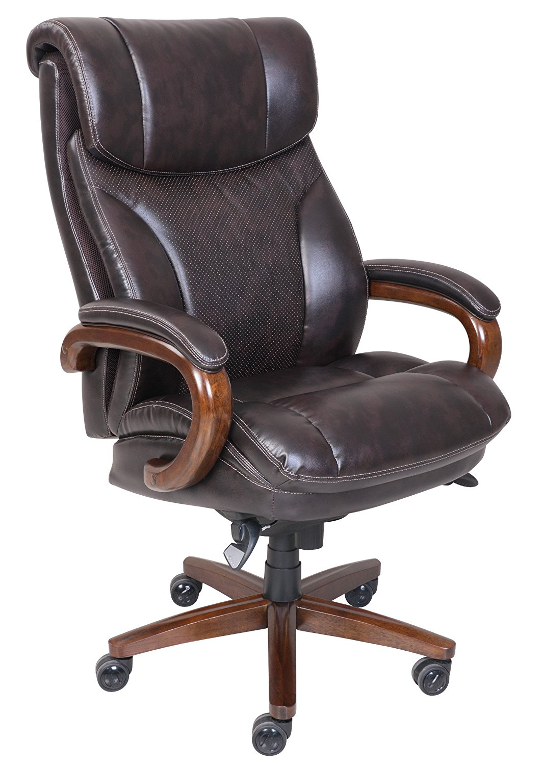miramar executive leather la chair boy traditions comfortcore z office chairs voyager