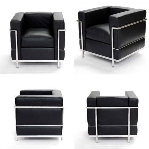 le corbusier chair furnish plus le corbusier lc chair moder home modern furniture