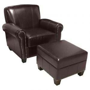 leather chair and ottoman master:glm
