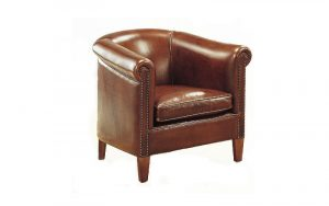 leather chesterfield chair morton chair large