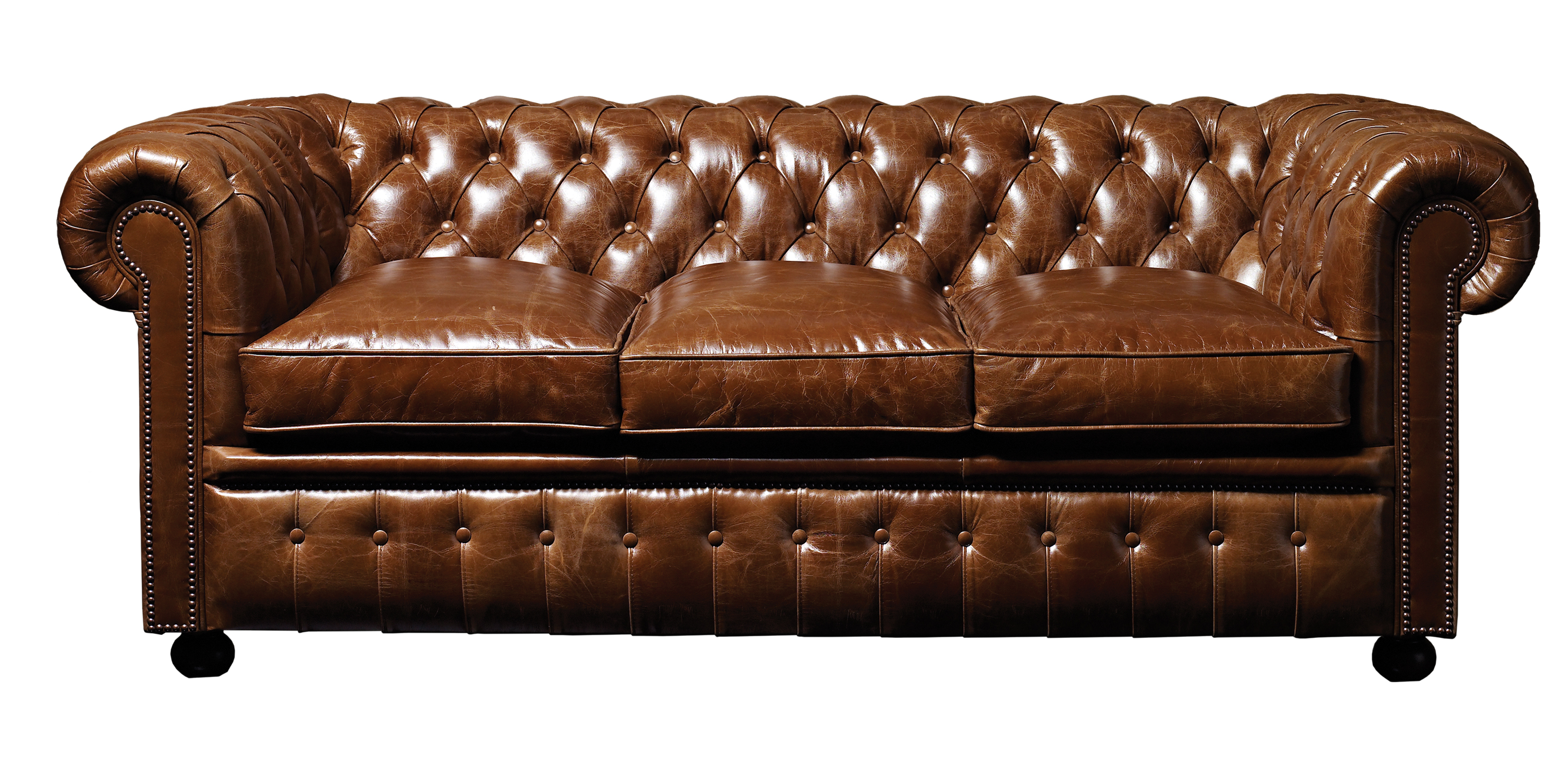 leather chesterfield chair william blake tan