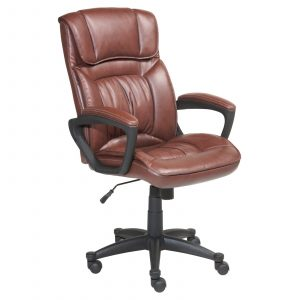 leather executive office chair master:mill