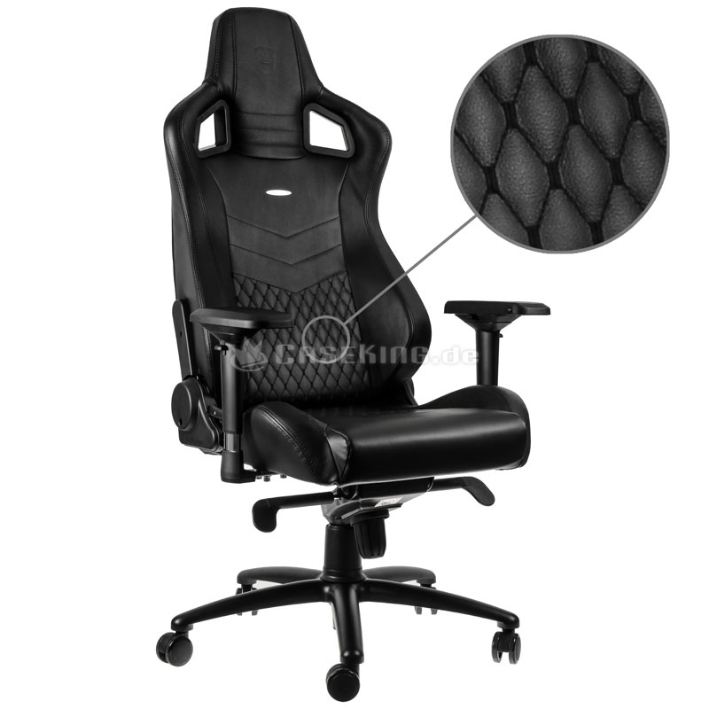 leather gaming chair