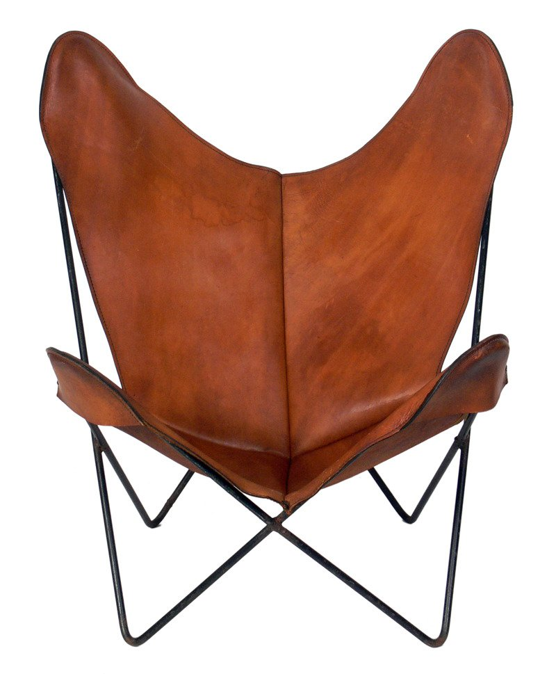 leather sling chair leatherchairs