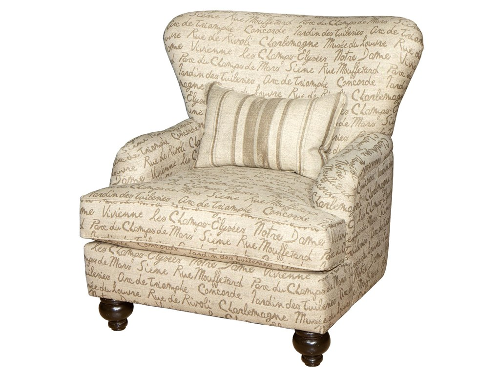 living room chair accent chairs for living room talsma furniture living room parlor accent chair talsma