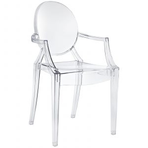 louis ghost chair eei clr