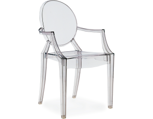 louis ghost chair kartell