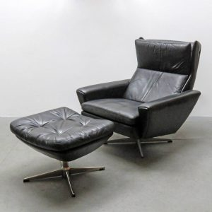 lounge chair with ottoman georgthamsloungechair l