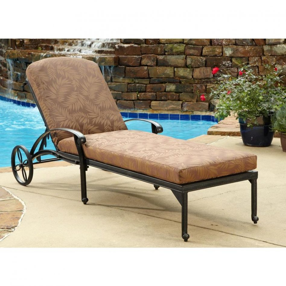 lounger chair patio