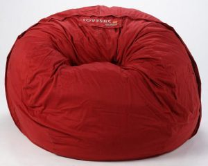lovesac bean bag chair lovesac movie sac red bean bag chairs