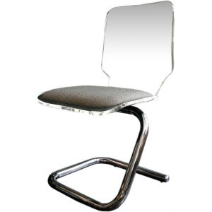 lucite desk chair img