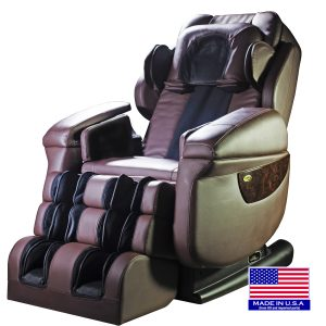 luraco massage chair irobotics brown