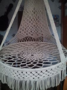 macrame hanging chair s l