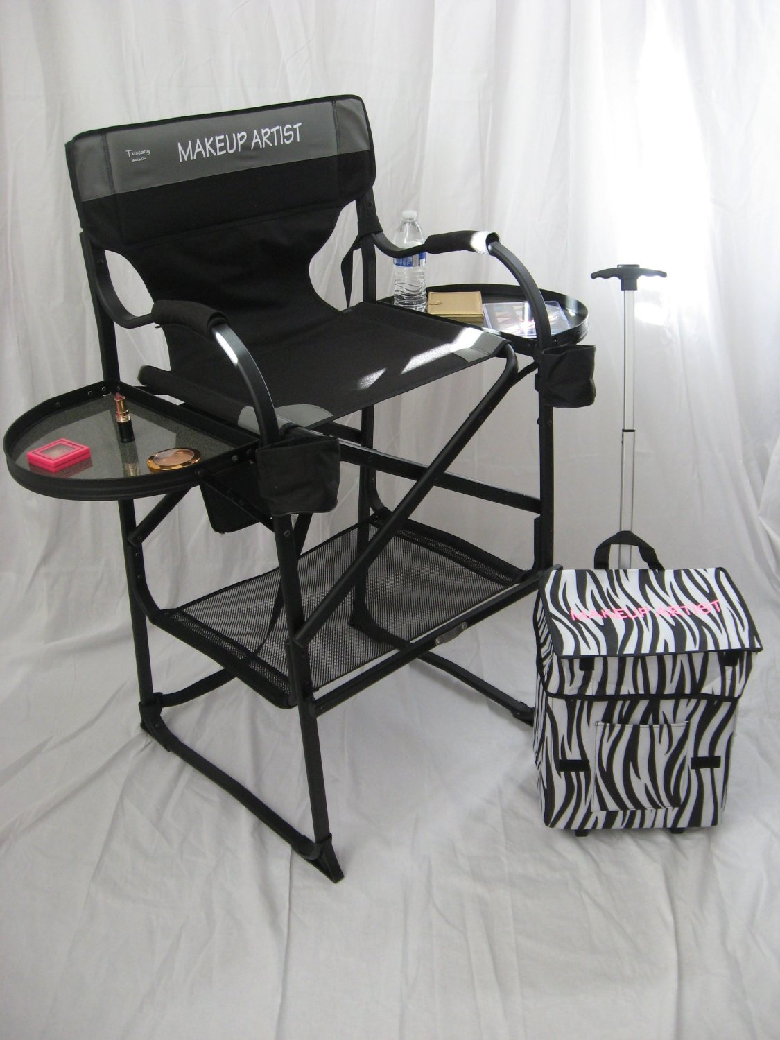 Make Up Artist Chair Makeup