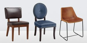 makeup table chair leather dining room chairs