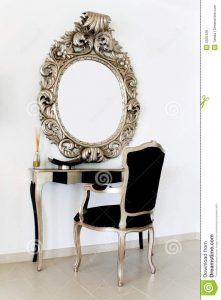 makeup table chair antique dressing table