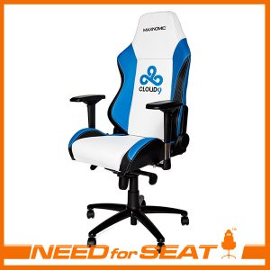 maxnomic chair review cloud pro front side