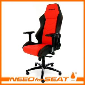 maxnomic chair review dominator red