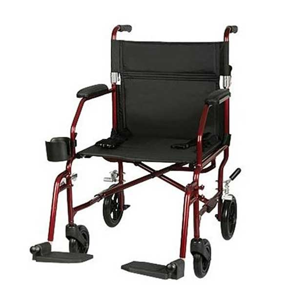 medline ultralight transport chair medline ultralight freedom transport chair large