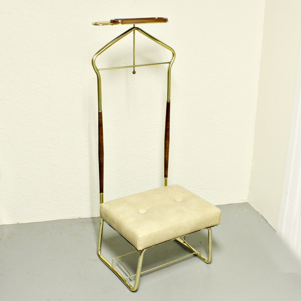 mens valet chair