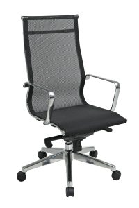 mesh seat office chair m
