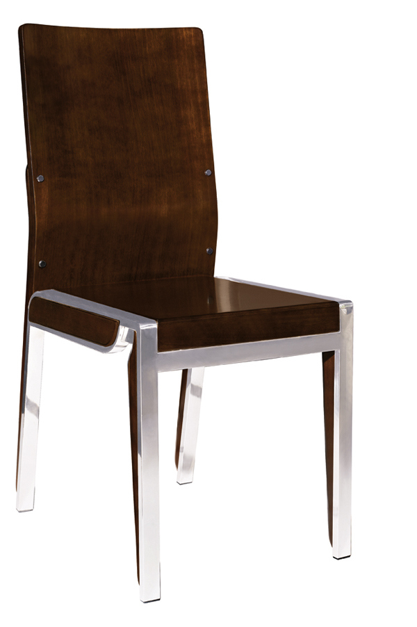 metal and wood dining chair wood and metal dining chair cy