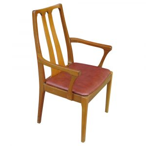 mid century dining chair consginments